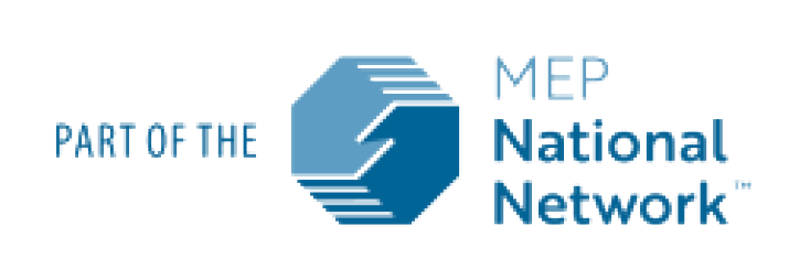 National network footer logo