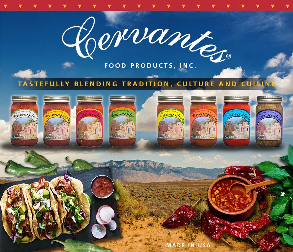 Cervantes Food Products, Inc.