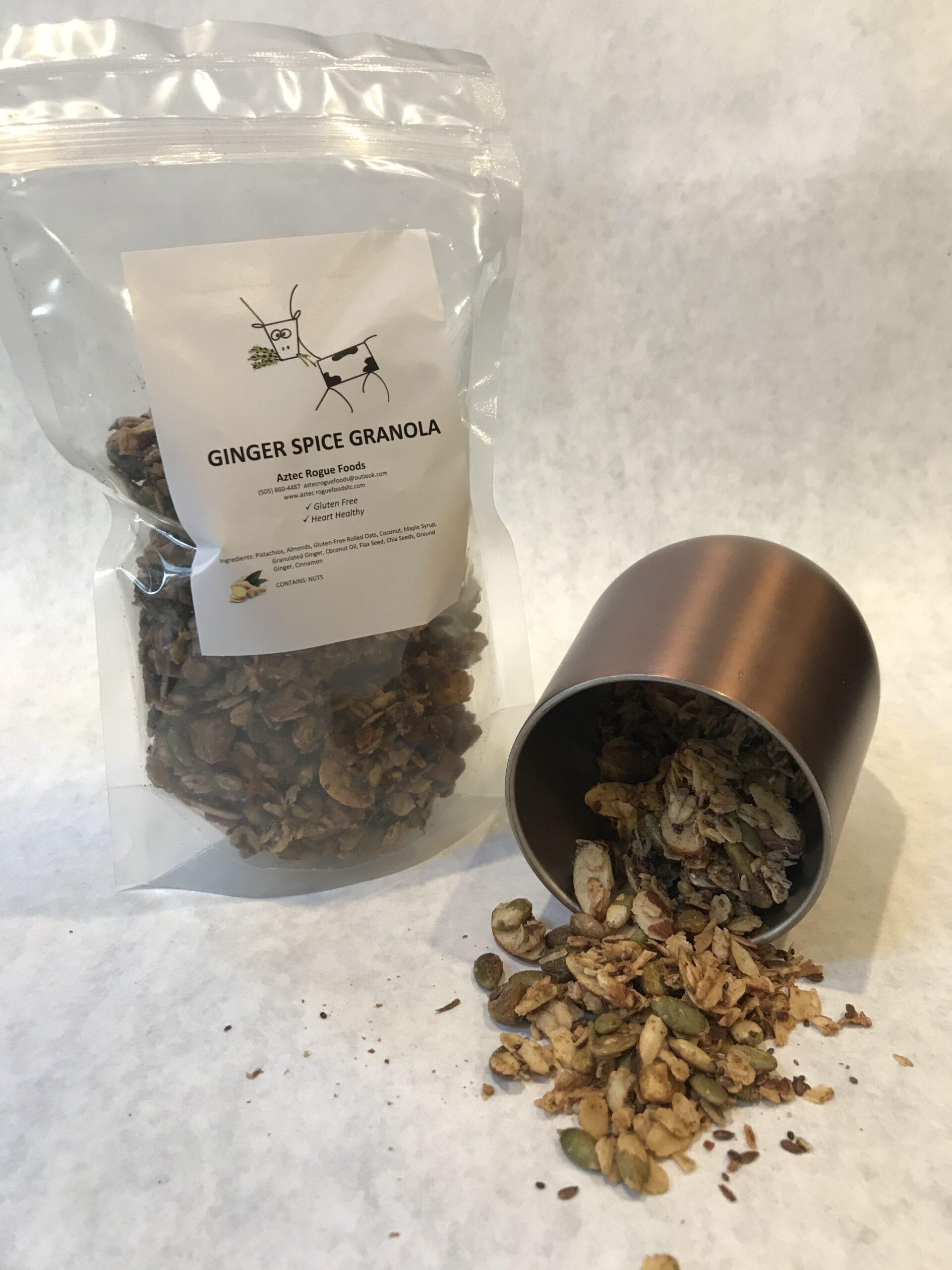 Aztec Rogue Foods