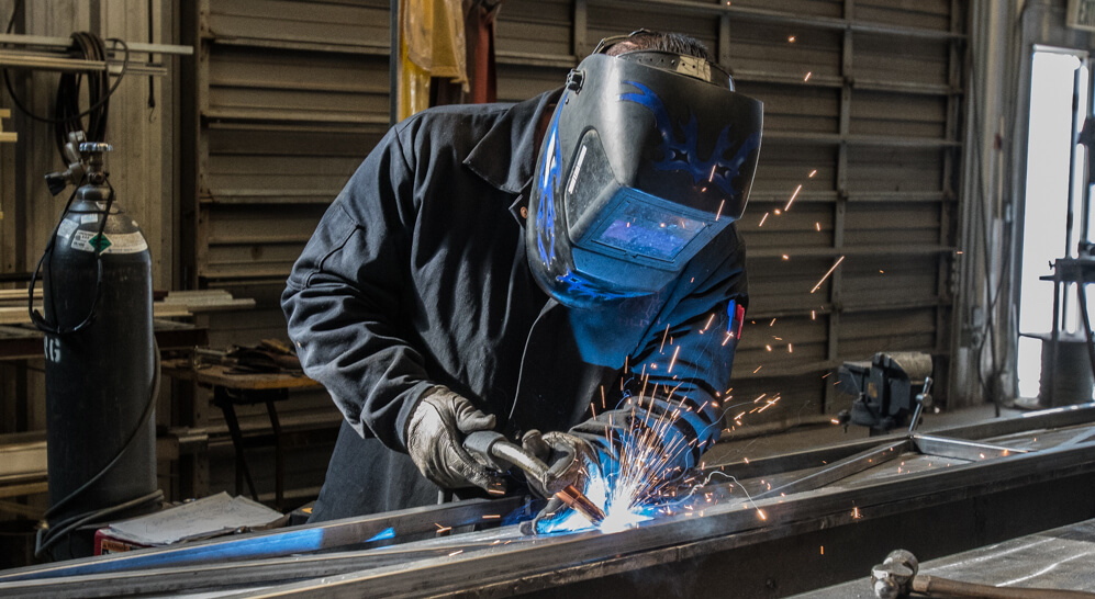 Manufacturing Day welding