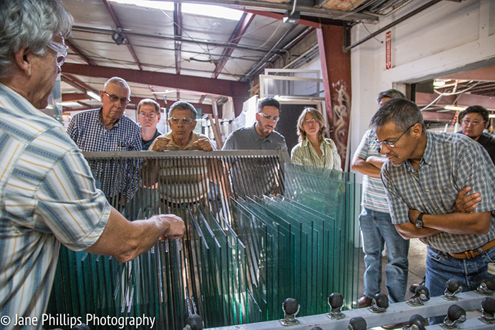 The annual MEP tours on Tuesday, October 18, 2016 in Albuquerque, NM. Radar Awning, OGB Architectural Millwork and Glass Rite. Photos by Jane Phillips Photography